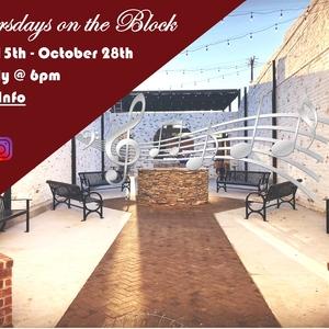 Thursdays on the Block Acoustic Series