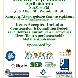 Community Clean-Up Event